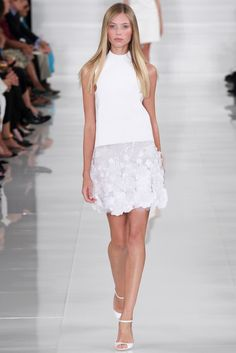 Ralph Lauren: Spring/Summer 2014 Ready-to-Wear New York :