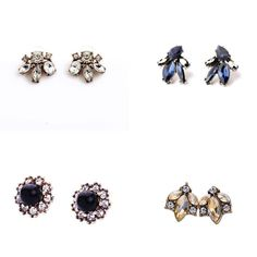 Make a Mini Statement! Shop our earrings now!! Which is your favourite?