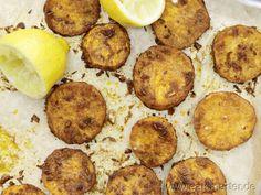 Scharfe Süßkartoffeln vom Blech mit Curry und Kreuzkümmel - smarter - Kalorien: 225 Kcal | Zeit: 60 min.