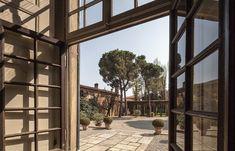 17th Century Villa San Valerio Albiate, Italy with a 1950s intervention by Luigi Caccia Dominioni.