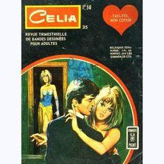 Celia : n° 35, Tais-toi, mon coeur.