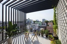 Gallery - Townhouse with a Folding-Up Shutter / MM++ architects - 8
