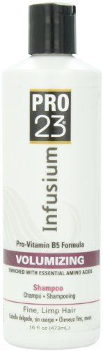 Infusium 23 Pro Volume Shampoo 16 Ounce * More info could be found at the image url.Note:It is affiliate link to Amazon. #cute