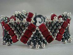 Beautiful Twin Wiggle Bracelet by ReggiesCreations on Etsy, $25.00
