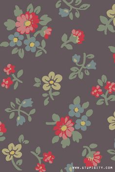 Cath Kidston iPhone wallpapers