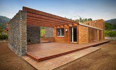 Resultado de imagen para casas modernas de madera