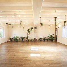 Dance Studio Design, Yoga Room Design, Yoga Studio Interior, Yoga Studio Decor, Wellness Studio, Wellness Club, Dance Rooms, Ballet Studio, Amsterdam Houses