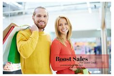 8 Easy Ways to Boost Sales for Quick Cash