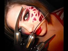 Halloween Tutorial: Freddy Krueger