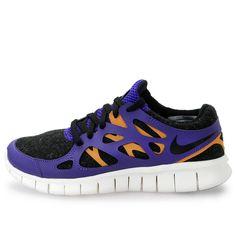 Nike Freeununning Shoe 2 hommesoyal / Blanc-Gris
