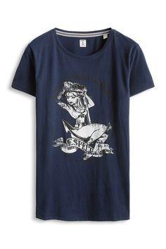 Esprit - printed t-shirt im Online Shop kaufen