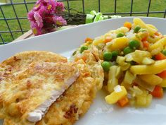 Risotto, Macaroni And Cheese, Salads, Meat, Chicken, Ethnic Recipes, Game, Food, Mac And Cheese