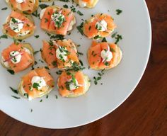 Food Lust People Love: Smoked Salmon Potato Stacks #AppetizerWeek #Giveaway