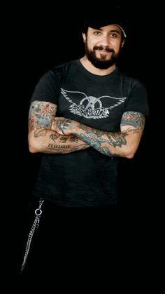 AJ McLean (*How Huggable does he look?*)