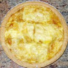 Artichoke Pie  #
