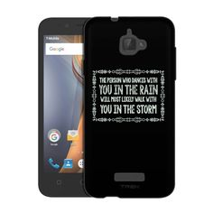 Samsung Galaxy On5 Dancing in the Rain Chalk Slim Case