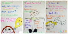 Anchor chart ideas to teach your students valuable test-taking strategies