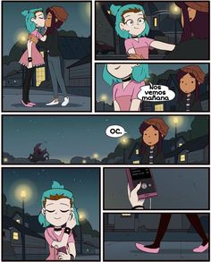 Little Miss Perfect, Spider Gwen, Cartoon Crossovers, Owl House, Cute Gay, Disney Cartoons, Cartoon Styles, Witch, Pokemon