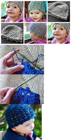 Baby Cloche pattern