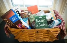 Cozy up with a blanket and hot chocolate this fall with some great books - this is the ultimate book-lover's basket, with all you need to read! Check up on the contents here: http://www.brooksidemuseum.org/2013/09/join-us-for-brooktoberfest/