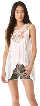 Free people Blown Away Tunic on shopstyle.com