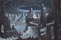 los 9 mundos de la mitologia nordica - Taringa!