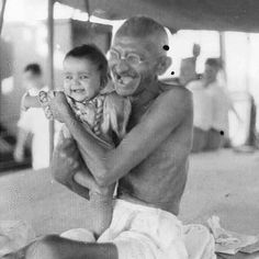 The weak can never forgive. Forgiveness is the attribute of the strong. - Mahatma Gandhi Being Strong Charles Darwin, Rare Pictures, Rare Photos, Karl Marx, Salvador Dali, Mahatma Gandhi Photos, History Of India, Vintage India, India People