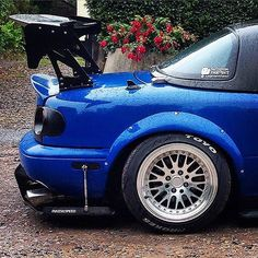 Tuner Cars, Jdm Cars, Mx5 Na, Mx5 Mazda, Drifting Cars, Car Tuning, Mk1, Custom Cars, Motors