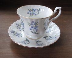 Cup and Saucer. Royal Alpert. Very Pretty Bone China. | eBay!