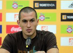 Jorge Torres Nilo habló con los medios después del entrenamiento del 6 de Noviembre de @CLUB TIGRES  Foto: Edgar Montelongo http://mmdeportes.telediario.mx/