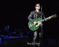 Bono in Green U2 Music, Concert, Green, Recital, Concerts