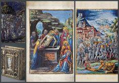 Artesplorando: Il libro d'Ore Torriani Oreo, Miniature, Painting, Painting Art, Miniatures, Paintings, Painted Canvas, Drawings