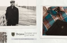 #brixton Holiday collection