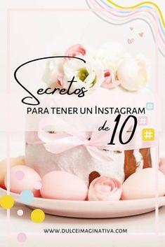 Consejos para tener un Instagram de 10 Tips Instagram, Ten, Learning, Tips