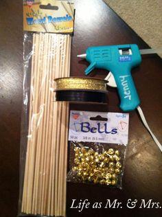 Ribbon Wands 1.1 Cheap wedding idea