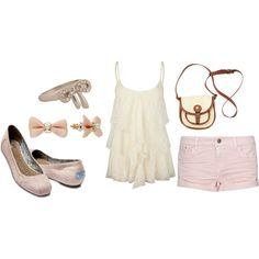 """Tuck Everlasting Inspired Outfit #1"" by mirrorbride on Polyvore"