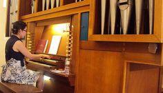 Carina Reis, órgão, Portugal