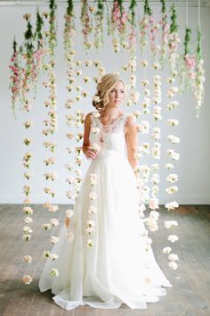 24 Wedding Backdrop Ideas For Ceremony, Reception and More ❤ See more: http://www.weddingforward.com/wedding-backdrop-ideas/ #weddings #photography