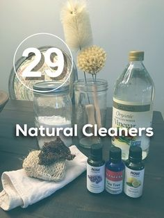 Day 29 of the zero waste challenge! Get your green clean on with www.bezero.org!