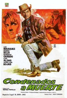Condenados a muerte (1963) de Rafael Portillo - tt0056948