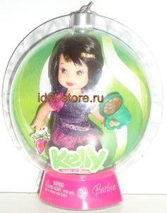 Barbie, Kelly and Friends - Happy Holidays - Kayla doll, MATTEL. Барби, Келли и её друзья, Счастливые Праздники - маленькая кукла Кайла