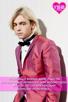 EXCLUSIVE COVER STORY: Ross Lynch