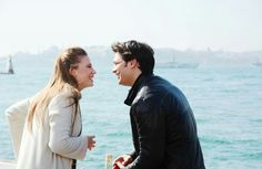 Find images and videos about medcezir, cagatay ulusoy and yaman koper on We Heart It - the app to get lost in what you love. Elcin Sangu, Turkish Actors, Cute Couples, Find Image, We Heart It, How To Memorize Things, Drama, In This Moment, Teen