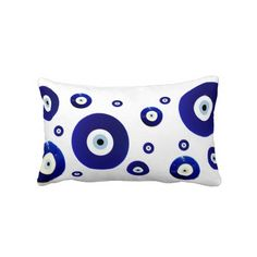 Evil Eye Vintage Oriental Pattern Design