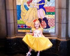 Belle Costume, Belle Dress, Beauty and the Beast Costume, Belle Girls Dress, Belle Birthday Costume Girls Belle Dress, Princess Belle Dress, Girls Dresses, Ariel Costumes, Belle Costume, Costume Dress, Card Costume, Beauty And The Beast Dress, Little Mermaid Dresses