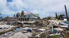 El huracán Irma llega a Cuba sin perder fuerza tras dejar un reguero de muerte y destrucción en el Caribe