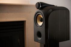 B&W PM1 loudspeakers