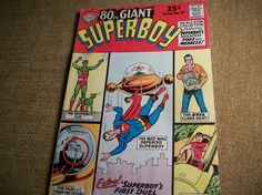 DC Comics Group Very Collectible Rare Issue  SUPERBOY All-Star Collection…