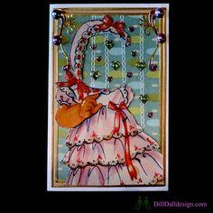 Epla er et nettsted for kjøp og salg av håndlagde og andre unike ting! Vintage Paper, Paper Crafting, Paper Dolls, Shops, Dress, Painting, Art, Paper Engineering, Costume Dress
