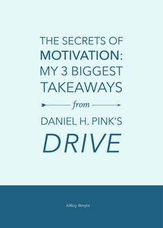 The Secrets of Motivation: My 3 Biggest Takeaways from Daniel H. Music Lesson Plans, Music Lessons, Pink Drive, Intrinsic Motivation, Online Lessons, Piano Teaching, Piece Of Music, Elementary Music, Always Learning